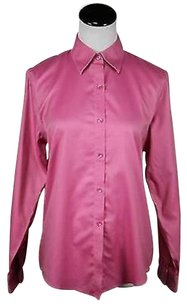 Talbots Womens Top Pink