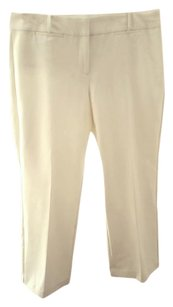 Talbots Trouser Pants Winter White