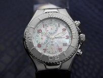 TechnoMarine Technomarine Sport Chronograph Mens Quartz Watch Mother Of Pearl Dial 41mm 6116