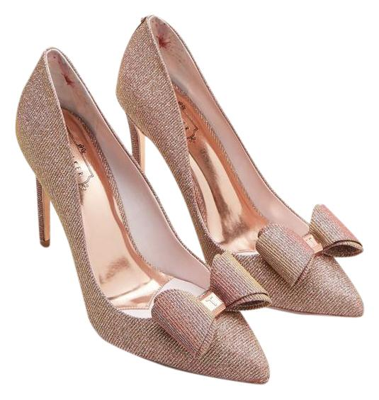 Bow Detail Pumps Ted Baker rjRWhk