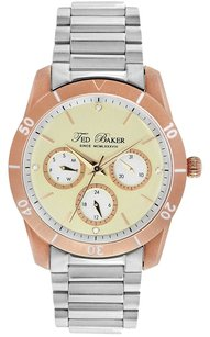 Ted Baker Ted Baker Female Fashion Watch Watch TE4085 Silver Analog