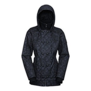 The North Face Womens Black Jacket