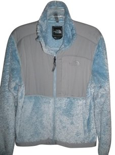The North Face Blue & Gray Jacket