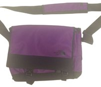The North Face Purple Messenger Bag