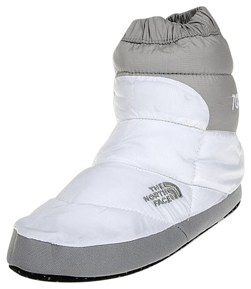 The North Face White/Foil Grey Nse Tent Boots/Booties  sc 1 st  Tradesy & The North Face White/Foil Grey Nse Tent Boots/Booties Size US 6 ...