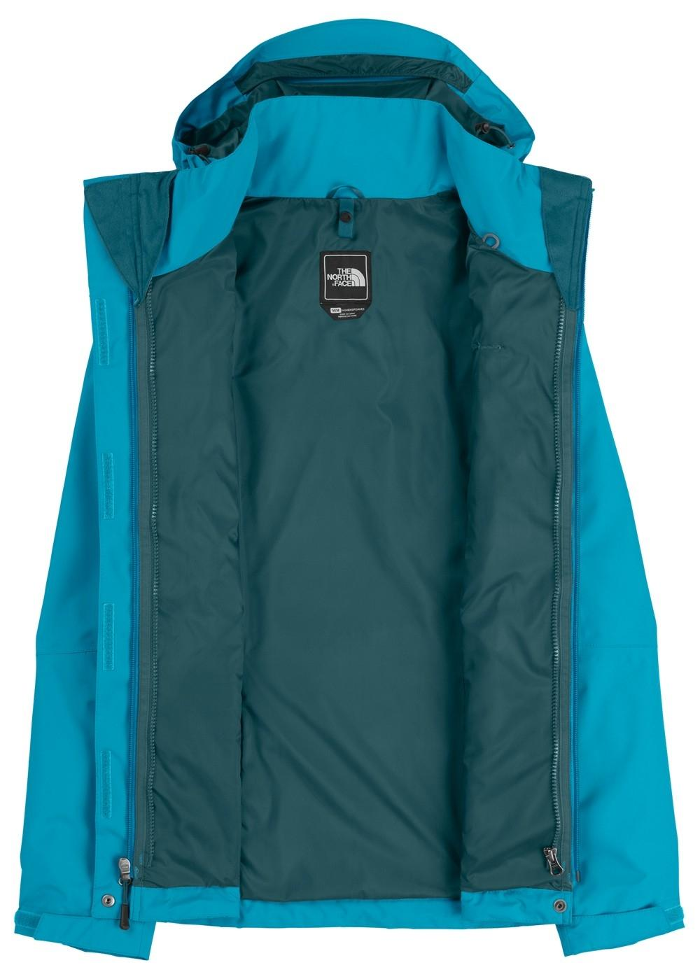 17f9d0c1ee707 ... jacket 7205f 47306  netherlands the north face womens 3 in 1 adele  triclimate brilliant blue prussian blue size 2