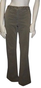 Theory Army Stretchy Blend Straight Leg Casual Hs2876 Pants