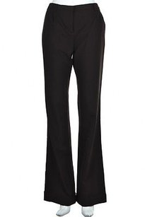 Theory Womens Dress Textured Wool Career Trousers Pants