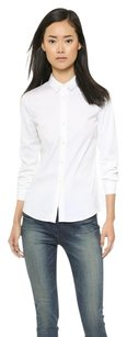 Theory Larissa 2 Top White