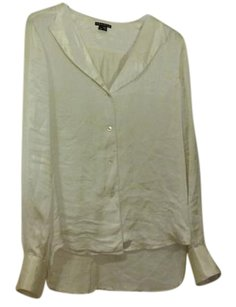 Theory Top Soft Ivory
