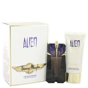 Thierry Mugler ALIEN by THIERRY MUGLER ~ Women's 2 Piece Travel Gift Set