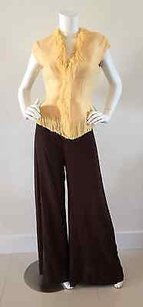 Thierry Mugler Thierry Mugler Vintage Two Pieces Yellow Brown K