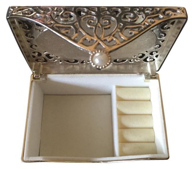 things remembered jewelry box things remembered silver jewelry box 7766