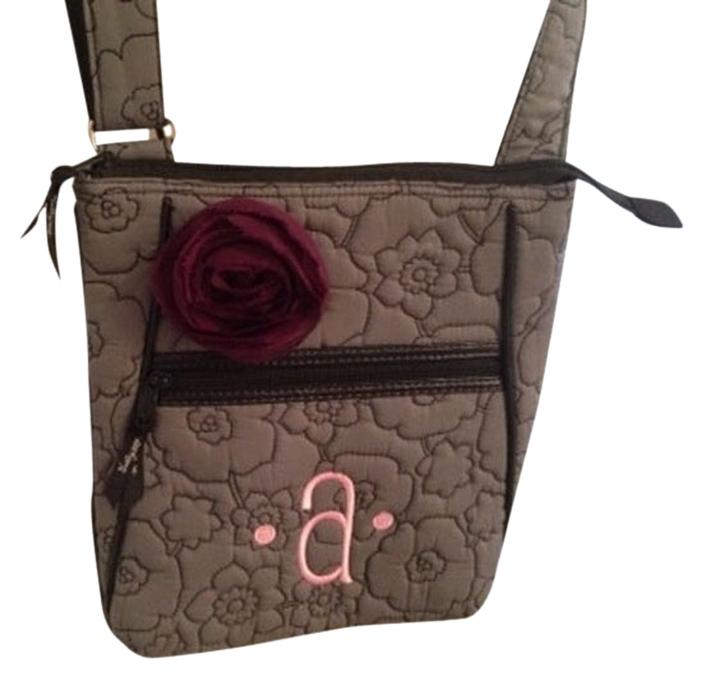 thirty one A cross body personalized monogrammed