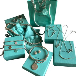 Tiffany & Co. 100% Authentic Tiffany&Co Collection USE AFFIRM AND ONLY $1143/month!! OWN THESE TODAY!