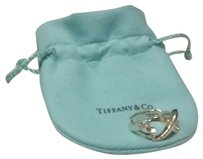 Tiffany & Co. Double Loving Heart Ring Retired 2008 Size 7