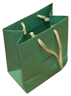 Tiffany & Co. Tiffany & Co gift bag and ribbon