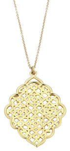 Tiffany & Co. Tiffany Co. Picasso Marrakesh 18k Yellow Gold Fancy Pendant Necklace