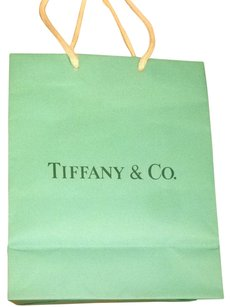Tiffany & Co. Tiffany Paper Shopping Gift Bag 8x10x4