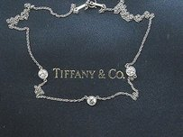 Tiffany & Co. Tiffany,Co,Platinum,Elsa,Peretti,Diamond,By,The,Yard,Necklace,.54ct