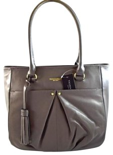 Tignanello Shoppers Tote in Gray