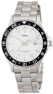 Timex Timex Original Stainless Steel Mens Watch T2p027