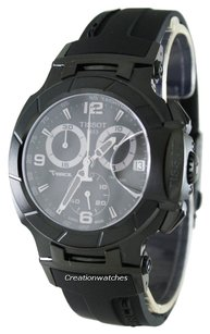 Tissot Tissot T-Race Chrono Black Dial Men's watch T048.417.37.057.00