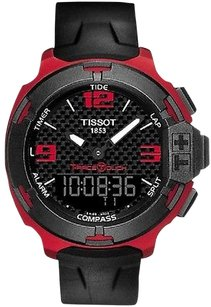 Tissot Tissot T-race Touch Aluminum Mens Watch T0814209720700