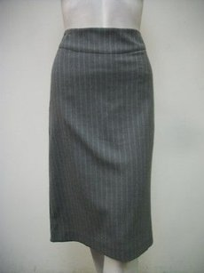 To the Max Charcoal Skirt Gray