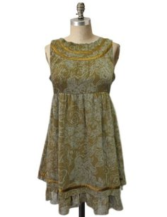 To the Max Floral Tunic