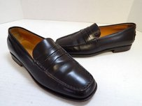 Tod's Tods Leather Driving Brown Flats