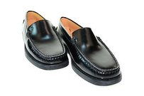 Tod's Tods Womens Leather Black Flats