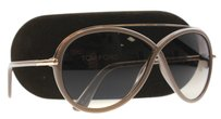 Tom Ford Tom Ford Women Brown Sunglasses