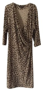 Tommy Bahama short dress leopard on Tradesy