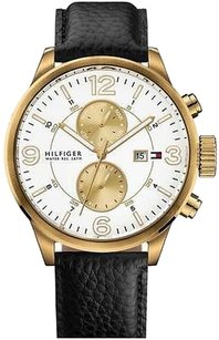 Tommy Hilfiger Tommy Hilfiger Leather Mens Watch 1790893
