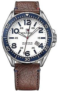 Tommy Hilfiger Tommy Hilfiger Leather Mens Watch 1791132