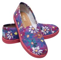 TOMS Daisy print Athletic