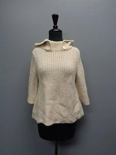 Topshop Thick Hooded Sweater