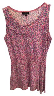 Topshop short dress Floral Mini Short on Tradesy