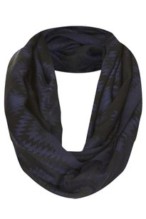 Topshop Patterned Tube Scarf