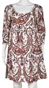 Topshop Womens Floral Dress