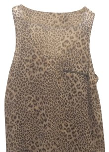 Topshop Top Brown