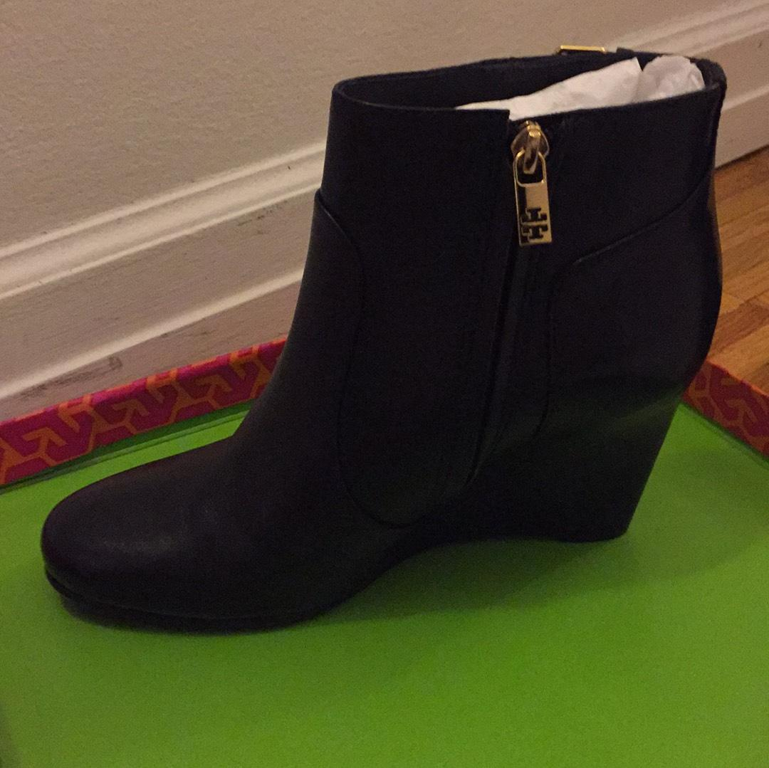 tory burch blac milan cale bottes / chaussures m, ordinaires (- 8 taille m, chaussures b) c87c68