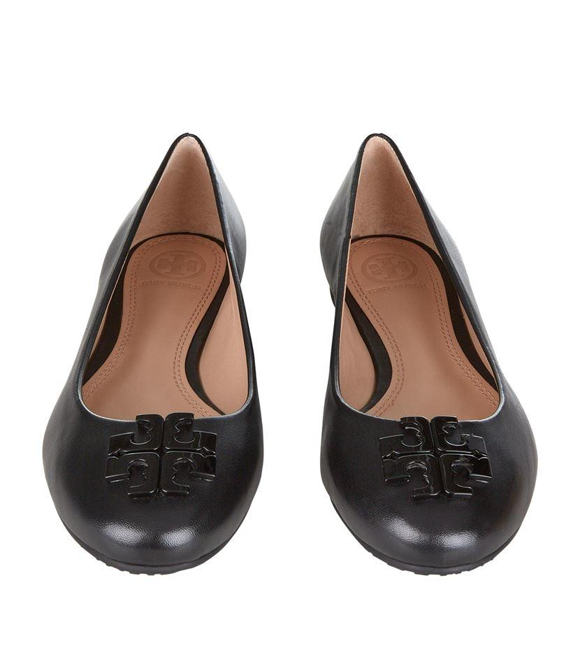 Tory Burch Lowell Leather Flats latest collections cheap online phVYUSzf0j