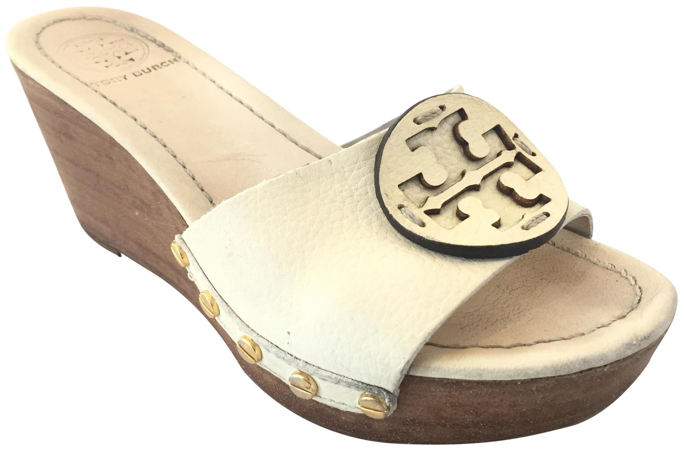 Tory Burch Bleach 138 Patti Wedge 796bdf Sandalo Sandalo Wedge 796bdf Wedge   45026c