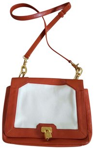 Tory Burch Orange Shoulder Bag