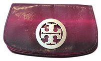 Tory Burch Ombre Fushia Clutch