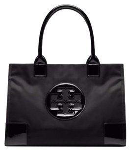 Tory Burch Crossbody Shoulder Tote in Black