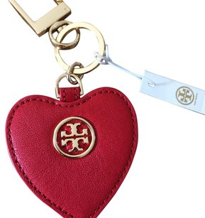 Tory Burch Heart Key Fob