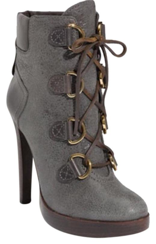 Tory Burch Lawson leather booties 8.5